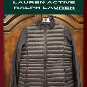 Fitness Quilted Packable Down Filled Puffer Jacket